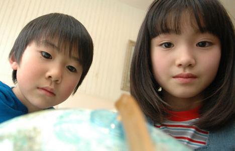 就学時健診の子供の視力低下